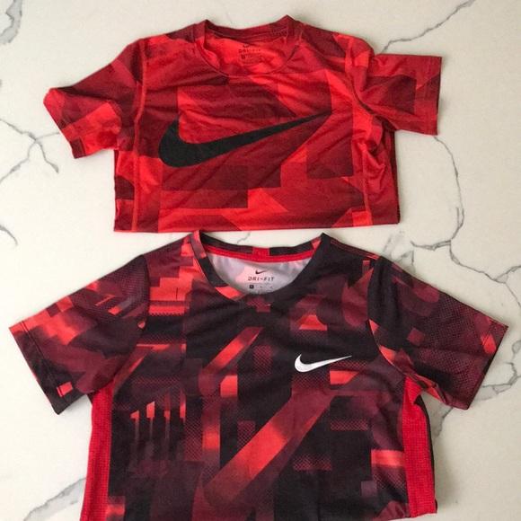 Nike Youth Boys Shirts